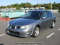 Used 2006 SUBARU IMPREZA SPORTSWAGON BG608377 for Sale for Sale