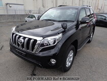 Used 2016 TOYOTA LAND CRUISER PRADO BG608328 for Sale for Sale