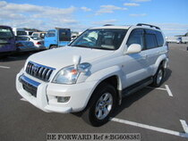 Used 2003 TOYOTA LAND CRUISER PRADO BG608385 for Sale for Sale