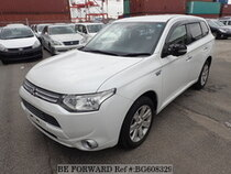 Used 2013 MITSUBISHI OUTLANDER PHEV BG608329 for Sale for Sale