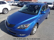 Used 2005 MAZDA AXELA SPORT BG607286 for Sale for Sale