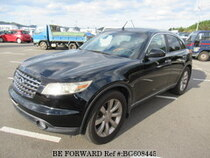 Used 2005 INFINITI FX BG608445 for Sale for Sale