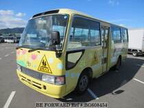 Used 1998 TOYOTA COASTER BG608454 for Sale for Sale