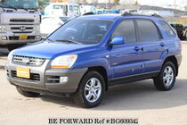 Used 2005 KIA SPORTAGE BG609342 for Sale for Sale