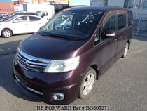Used 2006 NISSAN SERENA BG607271 for Sale for Sale