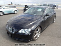 Used 2008 TOYOTA MARK X BG610596 for Sale for Sale