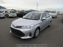 Used 2017 TOYOTA COROLLA AXIO BG612306 for Sale for Sale