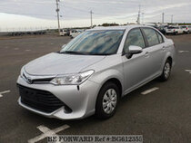 Used 2015 TOYOTA COROLLA AXIO BG612355 for Sale for Sale