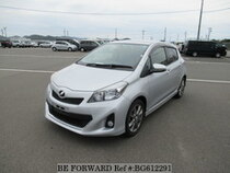 Used 2013 TOYOTA VITZ BG612291 for Sale for Sale