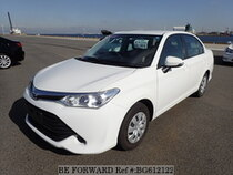 Used 2016 TOYOTA COROLLA AXIO BG612122 for Sale for Sale