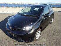 Used 2016 TOYOTA VITZ BG612138 for Sale for Sale