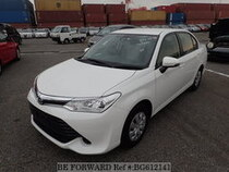 Used 2016 TOYOTA COROLLA AXIO BG612141 for Sale for Sale