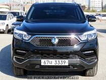 Used 2018 SSANGYONG REXTON BG614111 for Sale for Sale