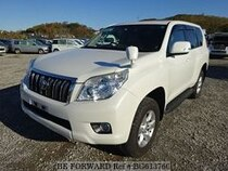 Used 2011 TOYOTA LAND CRUISER PRADO BG613760 for Sale for Sale