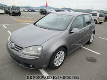 Used 2004 VOLKSWAGEN GOLF BG613662 for Sale for Sale