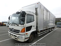 Used 2014 HINO RANGER BG614303 for Sale for Sale