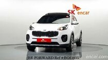 Used 2017 KIA SPORTAGE BG616033 for Sale for Sale
