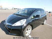 Used 2011 HONDA FIT HYBRID BG613818 for Sale for Sale