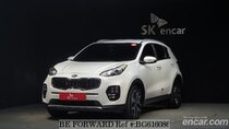 Used 2017 KIA SPORTAGE BG616086 for Sale for Sale