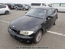 Used 2006 BMW 1 SERIES BG616135 for Sale for Sale