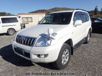 Used 2004 TOYOTA LAND CRUISER PRADO BG617081 for Sale for Sale
