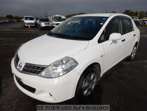 Used 2012 NISSAN TIIDA LATIO BG616920 for Sale for Sale