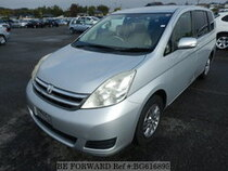 Used 2007 TOYOTA ISIS BG616895 for Sale for Sale