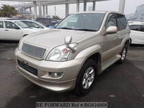 Used 2007 TOYOTA LAND CRUISER PRADO BG616808 for Sale for Sale