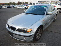 Used 2002 BMW 3 SERIES BG616876 for Sale for Sale