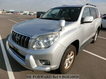 Used 2010 TOYOTA LAND CRUISER PRADO BG616938 for Sale for Sale