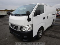 Used 2012 NISSAN CARAVAN VAN BG616845 for Sale for Sale