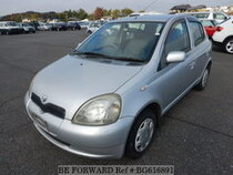 Used 1999 TOYOTA VITZ BG616891 for Sale for Sale