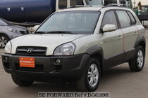 Used 2006 HYUNDAI TUCSON BG618969 for Sale for Sale