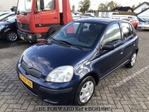 Used 2004 TOYOTA YARIS BG618985 for Sale for Sale