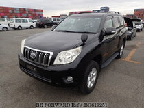 Used 2011 TOYOTA LAND CRUISER PRADO BG619251 for Sale for Sale