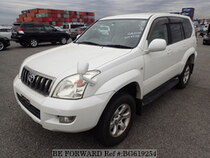 Used 2008 TOYOTA LAND CRUISER PRADO BG619254 for Sale for Sale