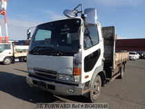 Used 2001 MITSUBISHI FIGHTER BG619346 for Sale for Sale