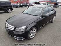 Used 2012 MERCEDES-BENZ C-CLASS BG619280 for Sale for Sale