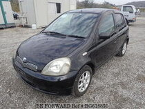 Used 1999 TOYOTA VITZ BG618850 for Sale for Sale