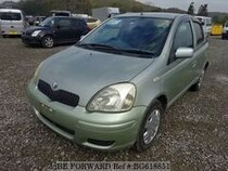 Used 2002 TOYOTA VITZ BG618851 for Sale for Sale
