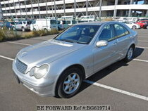 Used 2000 MERCEDES-BENZ C-CLASS BG619714 for Sale for Sale