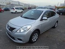 Used 2012 NISSAN LATIO BG619492 for Sale for Sale