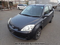 Used 2007 MAZDA DEMIO BG619493 for Sale for Sale