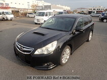 Used 2009 SUBARU LEGACY TOURING WAGON BG619494 for Sale for Sale