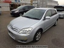 Used 2004 TOYOTA ALLEX BG619497 for Sale for Sale