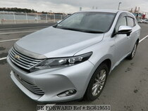Used 2014 TOYOTA HARRIER HYBRID BG619551 for Sale for Sale