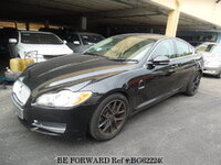 2010 JAGUAR XF XF 3.0 V6 LUXURY AT ABS D/AB HID