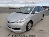 Used 2016 TOYOTA WISH BG628254 for Sale for Sale