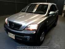 Used 2002 KIA SORENTO BG649330 for Sale for Sale