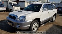 Used 2003 HYUNDAI SANTA FE BG649336 for Sale for Sale